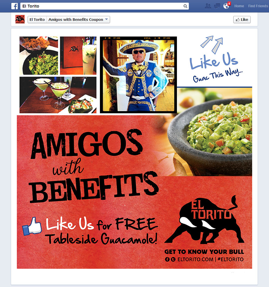 Διαγωνισμός Facebook Coupons & Vouchers, Fangate