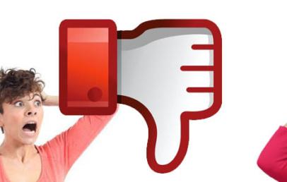 Τι θα γινόταν στο Facebook εάν υπήρχε dislike;