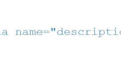 Τι είναι τα META Descriptions και που χρησιμεύουν