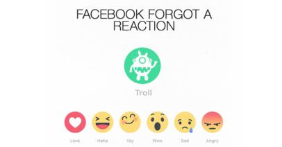 #FacebookReactions τα καλύτερα του Twitter